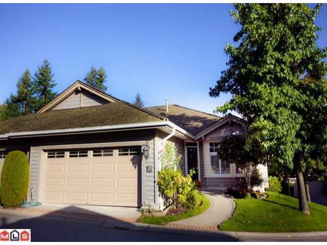 "Main Photo: 23 15020 27A Avenue in Surrey: Sunnyside Park Surrey Townhouse for sale in ""ST. MARTINS LANE"" (South Surrey White Rock)  : MLS® # F1125537"