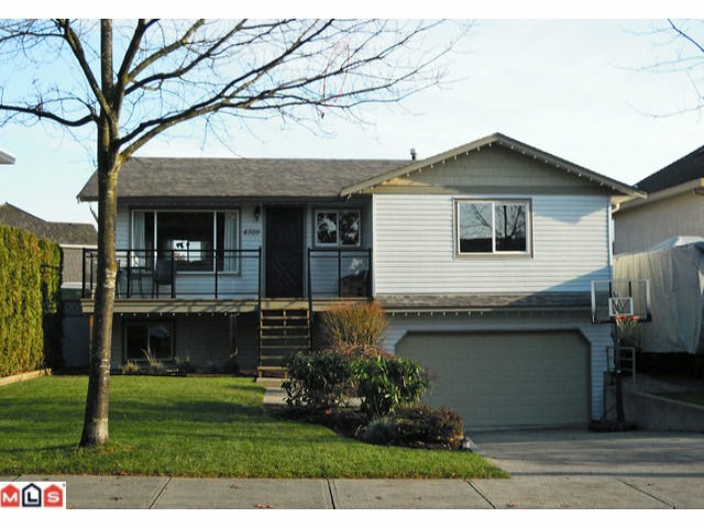 "Main Photo: 4500 BENZ in Langley: Murrayville House for sale in ""Murrayville"" : MLS®# F1128832"