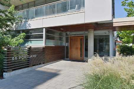 Main Photo: 66 Portland St Unit #602 in Toronto: Waterfront Communities C1 Condo for sale (Toronto C01)  : MLS(r) # C2694416