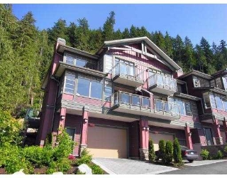 Main Photo: 8690 SEASCAPE DR in : Howe Sound Townhouse for sale : MLS® # V807288