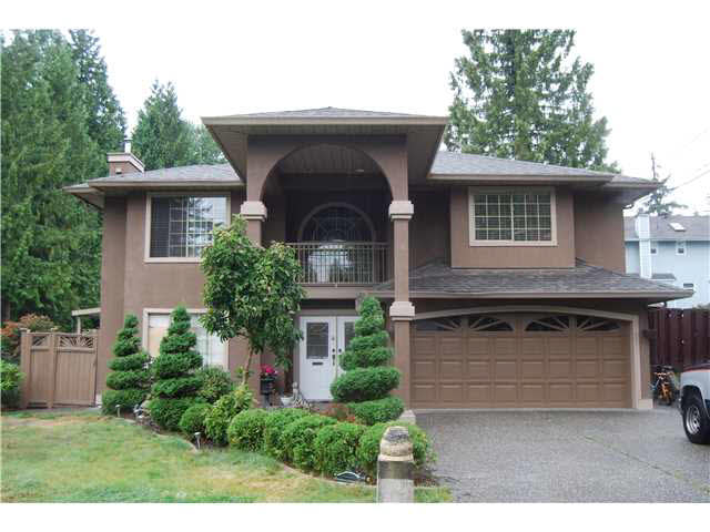 "Photo 1: 3751 SEFTON Street in PORT COQ: Oxford Heights House for sale in ""N/A"" (Port Coquitlam)  : MLS(r) # V1141494"