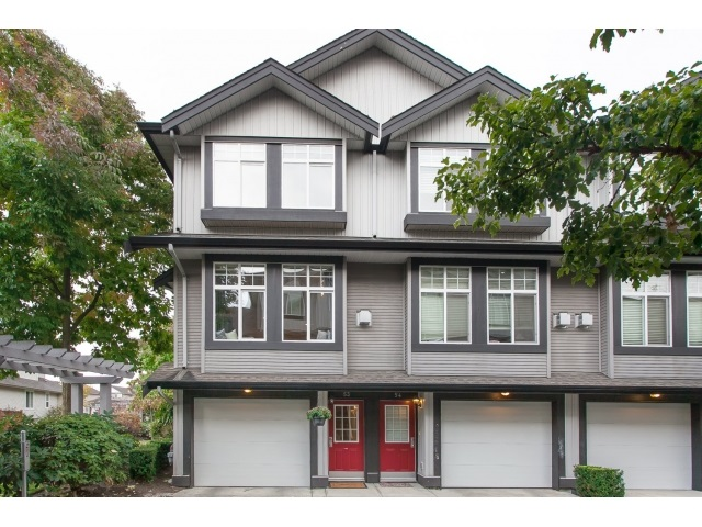 "Main Photo: 53 18839 69 Avenue in Surrey: Clayton Townhouse for sale in ""Starpoint"" (Cloverdale)  : MLS® # R2002428"
