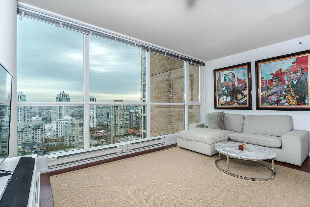 Photo 5: 2105 1188 RICHARDS Street in Vancouver: Yaletown Condo for sale (Vancouver West)  : MLS® # R2006258