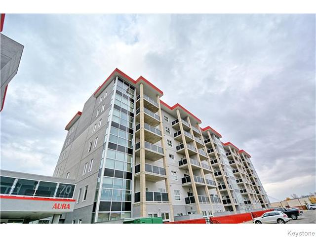 Main Photo: 70 Barnes Street in Winnipeg: Richmond West Condominium for sale (1S)  : MLS®# 1622356