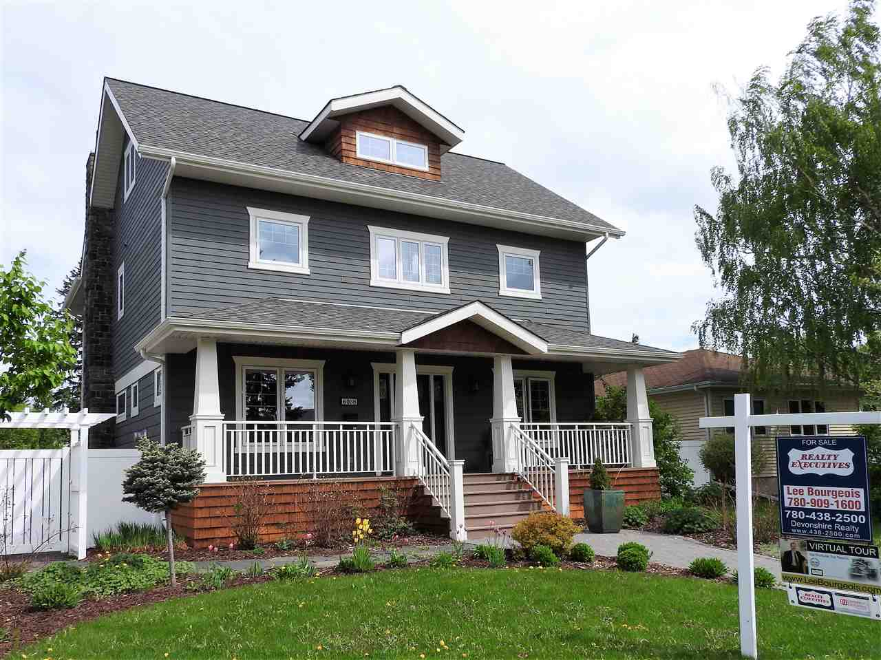 Main Photo: 6038 107A Street in Edmonton: Zone 15 House for sale : MLS(r) # E4052675