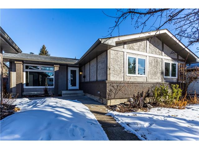 Main Photo: 36 OAKBURY Place SW in Calgary: Oakridge House for sale : MLS®# C4101941