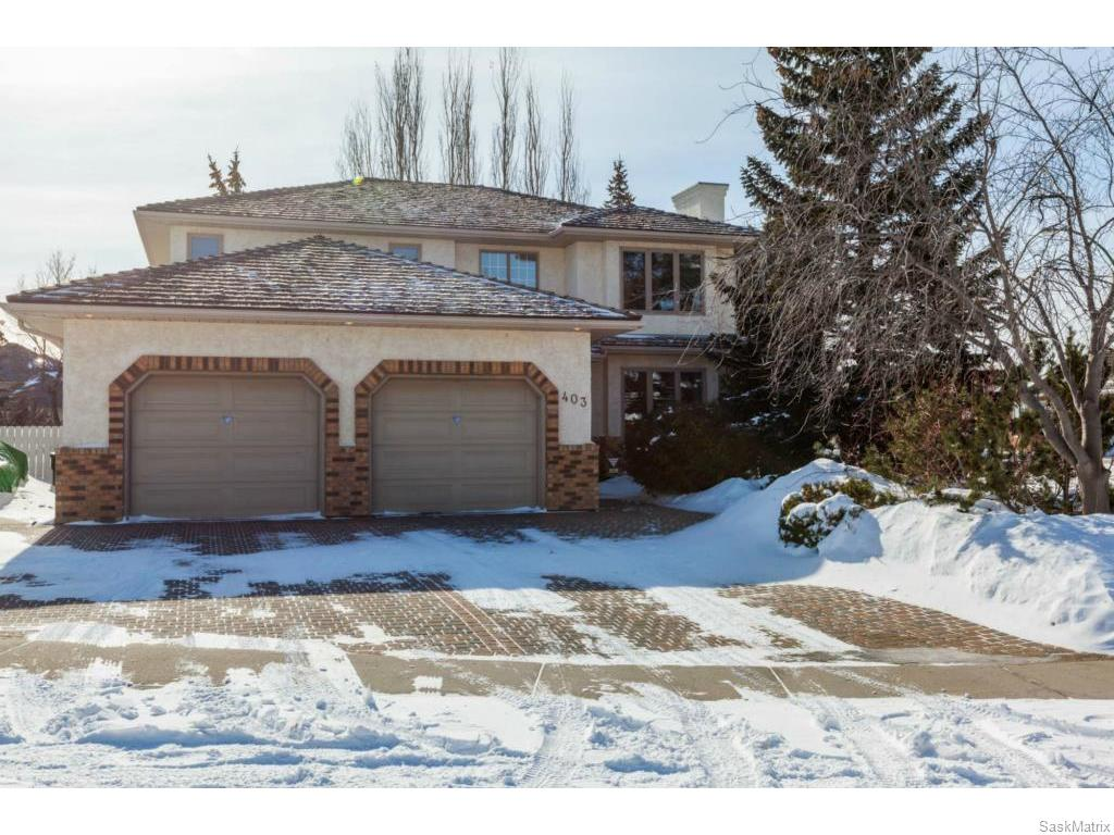 Main Photo: 403 Braeside Bay in Saskatoon: Briarwood Single Family Dwelling for sale (Saskatoon Area 01)  : MLS®# 600702