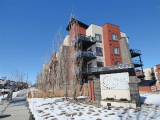Main Photo: 320 304 Ambleside Link SW in Edmonton: Zone 56 Condo for sale : MLS(r) # E4054998