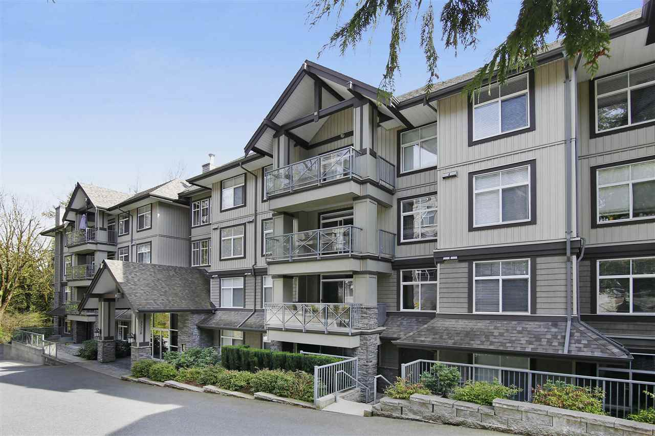 "Main Photo: 406 33328 BOURQUIN Crescent in Abbotsford: Central Abbotsford Condo for sale in ""NATURE'S GATE"" : MLS®# R2147458"