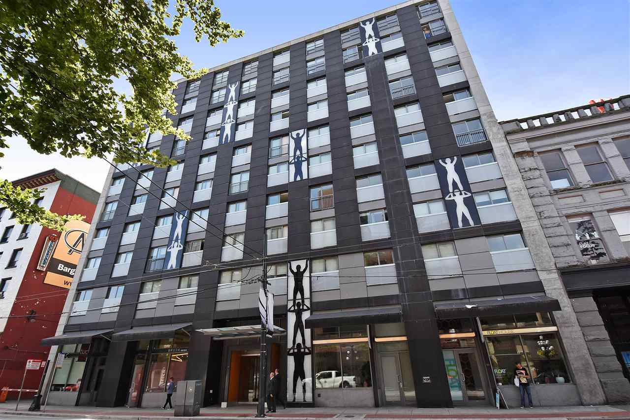 "Main Photo: 510 66 W CORDOVA Street in Vancouver: Downtown VW Condo for sale in ""66 W CORDOVA"" (Vancouver West)  : MLS(r) # R2178972"