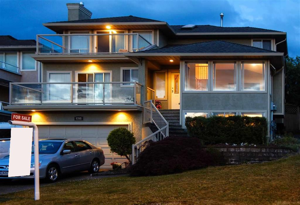 Main Photo: 1268 DEWAR Way in Port Coquitlam: Citadel PQ House for sale : MLS® # R2180021