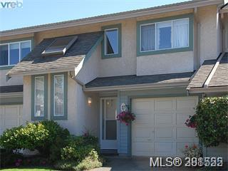 Main Photo: 17 515 Mount View Avenue in VICTORIA: Co Hatley Park Townhouse for sale (Colwood)  : MLS® # 381555