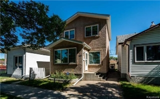 Main Photo: 1107 Magnus Avenue in Winnipeg: Shaughnessy Heights Residential for sale (4B)  : MLS® # 1720434