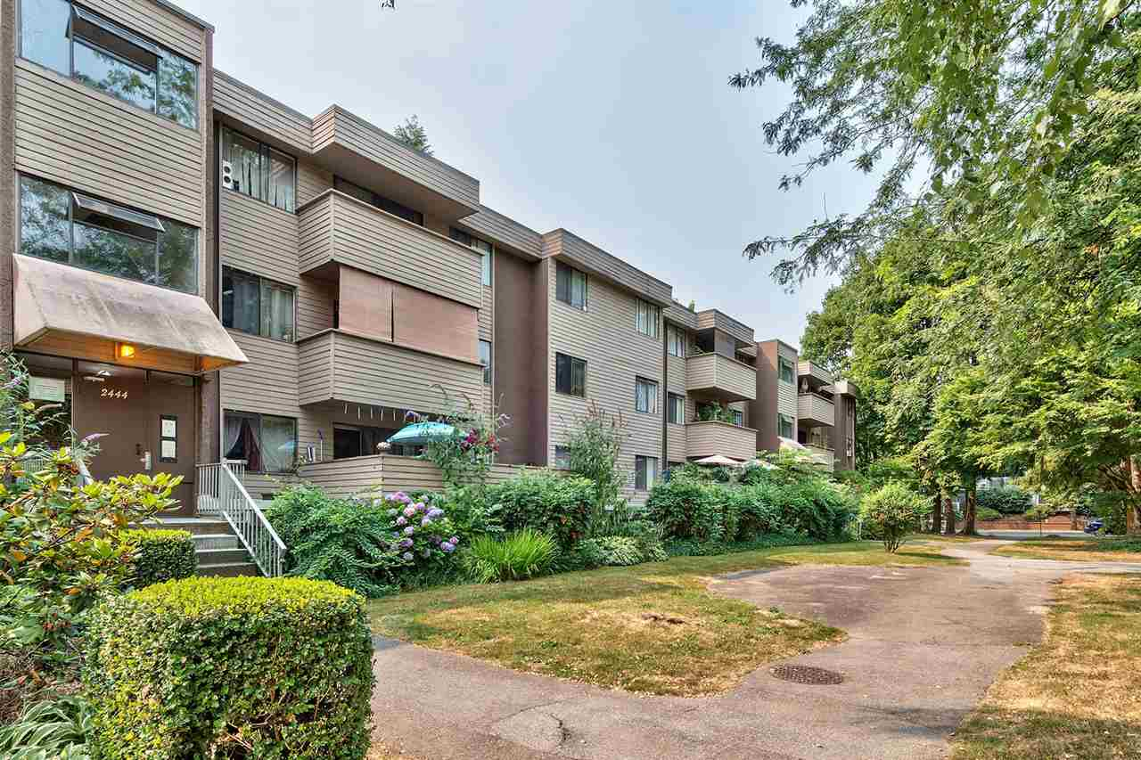 "Main Photo: 21 2444 WILSON Avenue in Port Coquitlam: Central Pt Coquitlam Condo for sale in ""ORCHARD VALLEY"" : MLS®# R2194775"