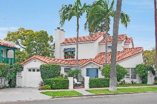 Main Photo: CORONADO VILLAGE House for sale : 3 bedrooms : 539 Palm Ave in Coronado