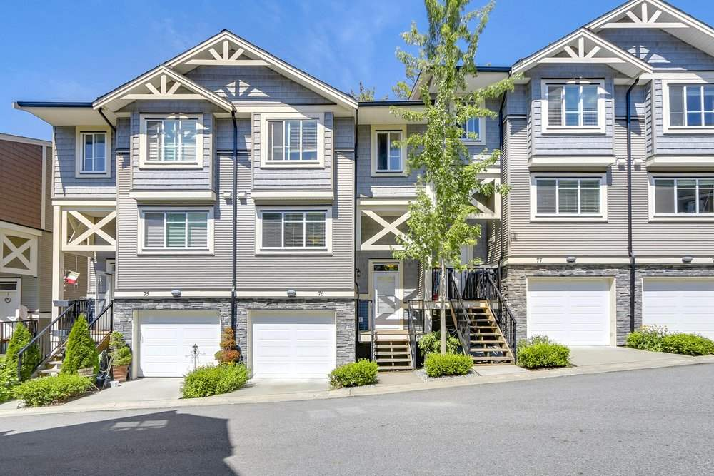 Main Photo: 76 11252 COTTONWOOD DRIVE in Maple Ridge: Cottonwood MR Townhouse for sale : MLS® # R2189756