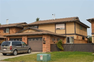 Main Photo: 2718 136A Avenue in Edmonton: Zone 35 Townhouse for sale : MLS® # E4081274
