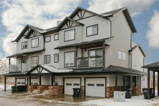 Main Photo: 57 11 CLOVER BAR Lane: Sherwood Park Townhouse for sale : MLS® # E4089420