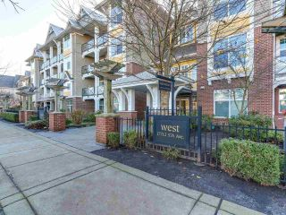 "Main Photo: 209 17712 57A Avenue in Surrey: Cloverdale BC Condo for sale in ""West on the Village Walk"" (Cloverdale)  : MLS® # R2226415"