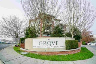 "Main Photo: D410 8929 202ND Street in Langley: Walnut Grove Condo for sale in ""The Grove"" : MLS® # R2227517"