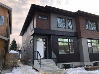Main Photo:  in Edmonton: Zone 19 House Half Duplex for sale : MLS® # E4090741