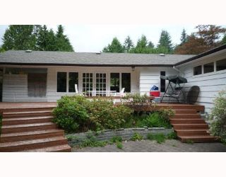 Main Photo: Rabbit Lane in West Vancouver: British Properties House for rent