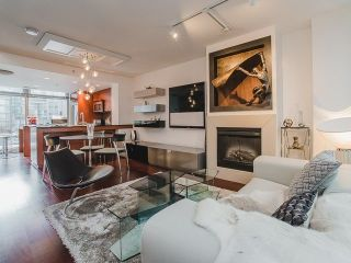 Main Photo: 314 1255 SEYMOUR Street in Vancouver: Downtown VW Condo for sale (Vancouver West)  : MLS® # R2236517