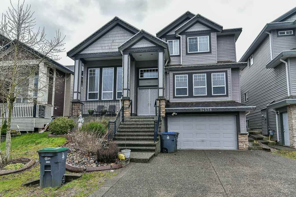 Main Photo: 14578 76A Street in Surrey: East Newton House for sale : MLS®# R2237430