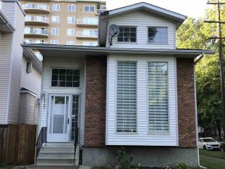 Main Photo: 11102 81 Avenue in Edmonton: Zone 15 House for sale : MLS® # E4097362