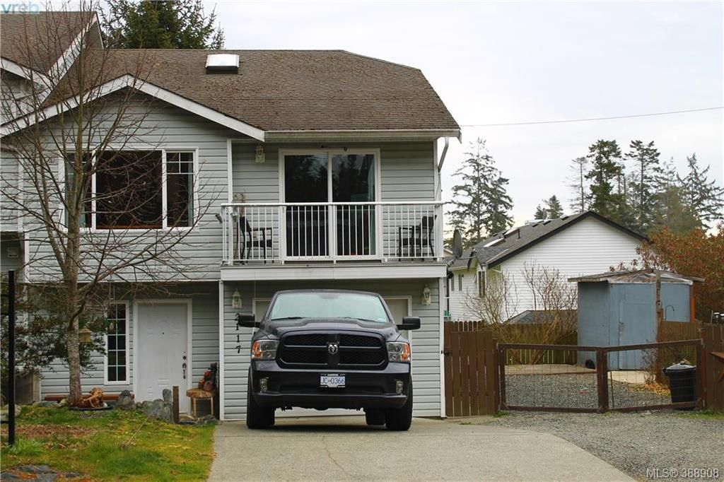 Main Photo: 2117 Pyrite Drive in SOOKE: Sk Broomhill Strata Duplex Unit for sale (Sooke)  : MLS®# 388908