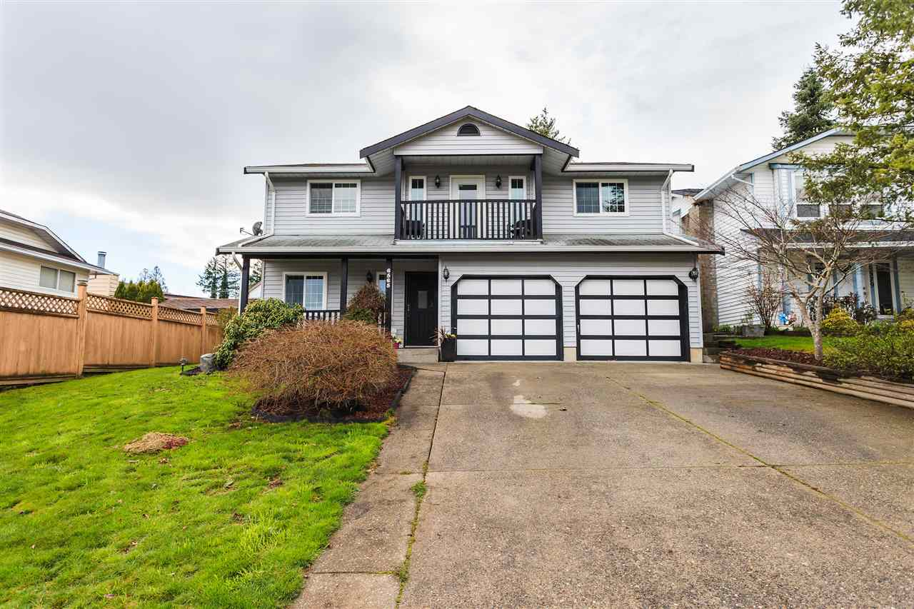 Main Photo: 6565 WILLOUGHBY Way in Langley: Willoughby Heights House for sale : MLS®# R2249314