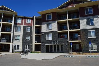 Main Photo: 416 18126 77 Street in Edmonton: Zone 28 Condo for sale : MLS®# E4114897