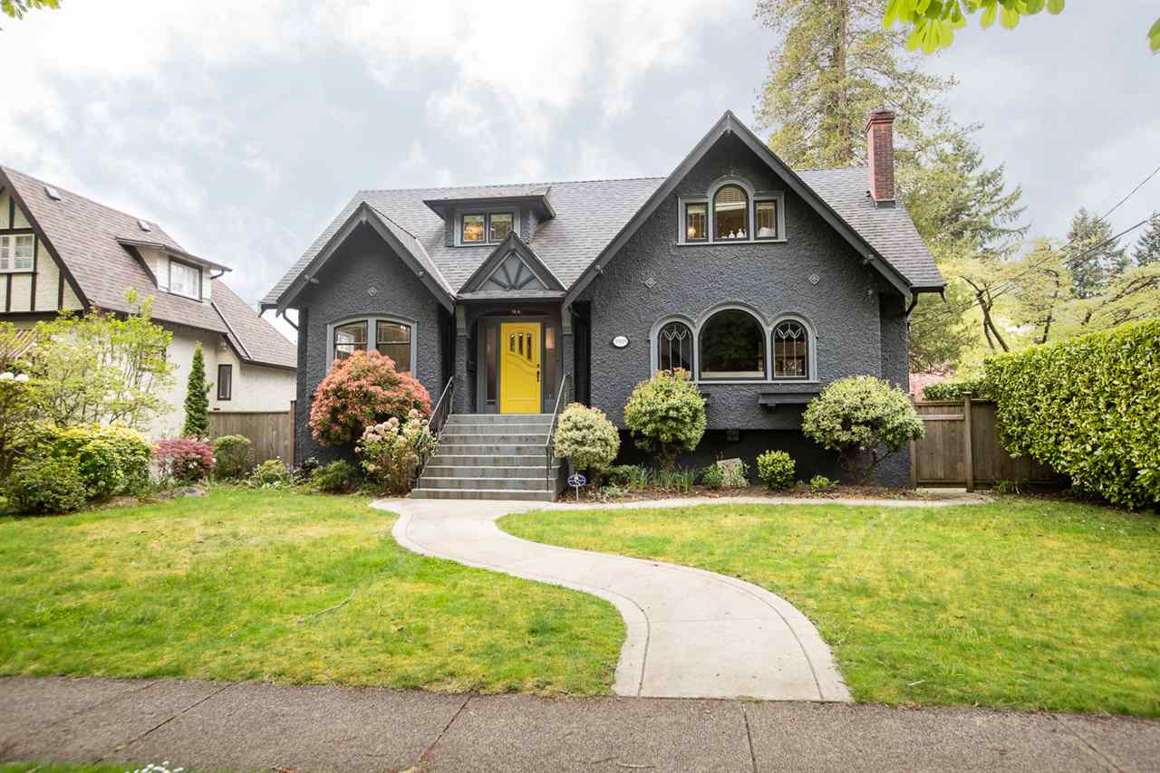 FEATURED LISTING: 5909 TRAFALGAR Street Vancouver