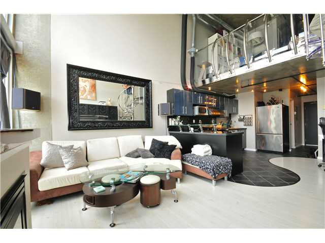 "Main Photo: 804 289 ALEXANDER Street in Vancouver: Hastings Condo for sale in ""THE EDGE"" (Vancouver East)  : MLS® # V900930"