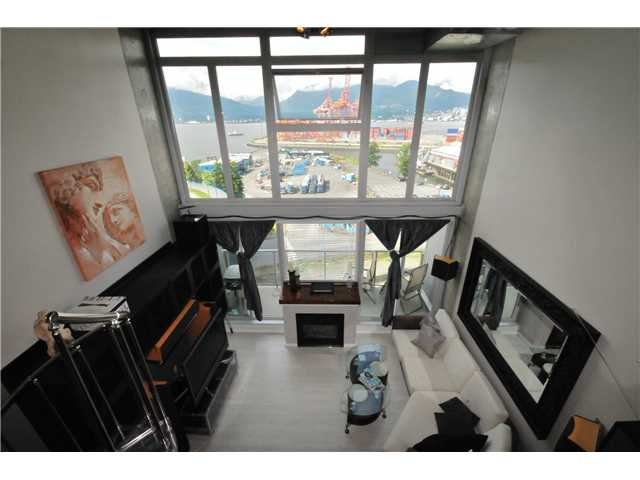 "Photo 7: 804 289 ALEXANDER Street in Vancouver: Hastings Condo for sale in ""THE EDGE"" (Vancouver East)  : MLS® # V900930"