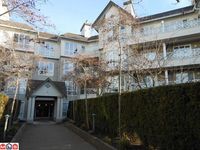 "Main Photo: 111 9979 140TH Street in Surrey: Whalley Condo for sale in ""Sherwood Green"" (North Surrey)  : MLS® # F1200214"