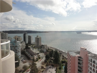 Main Photo: # 1902 2203 BELLEVUE AV in : Dundarave Condo for sale : MLS® # V980605