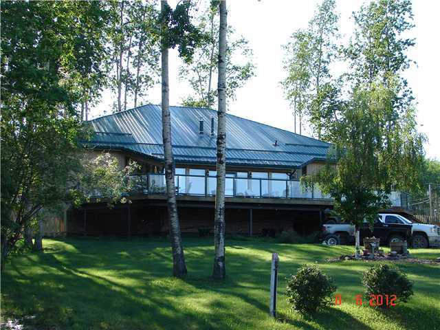 "Main Photo: 13241 LAKESHORE Drive in Charlie Lake: Lakeshore House for sale in ""LAKESHORE"" (Fort St. John (Zone 60))  : MLS(r) # N232661"