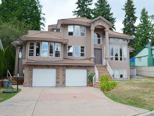 Main Photo: 2201 HAVERSLEY Avenue in Coquitlam: Central Coquitlam House for sale : MLS® # V1041654