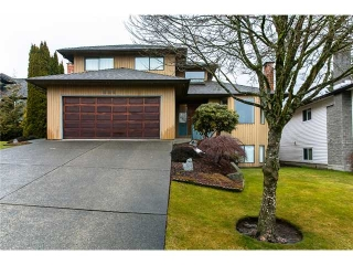 Main Photo: 684 WILDING Place in North Vancouver: Tempe House for sale : MLS®# V1053900