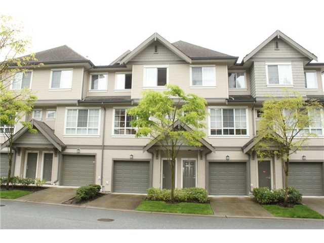 "Main Photo: 85 9088 HALSTON Court in Burnaby: Government Road Townhouse for sale in ""TERRAMOR"" (Burnaby North)  : MLS® # V1062306"