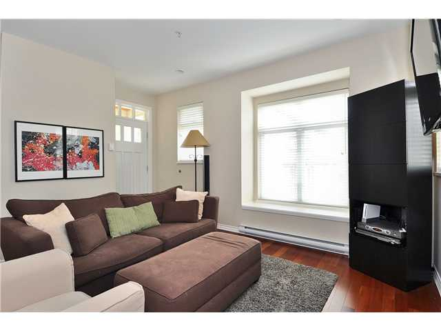 Photo 2: 85 W 15TH Avenue in Vancouver: Mount Pleasant VW Townhouse for sale (Vancouver West)  : MLS(r) # V1062875