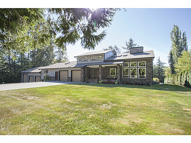 Main Photo: 18138 19A Avenue in Surrey: Hazelmere House for sale (South Surrey White Rock)  : MLS®# F1429285