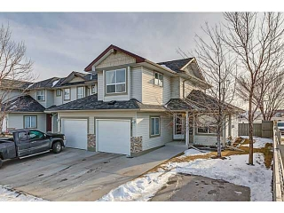 Main Photo: 127 HARVEST GOLD Place NE in Calgary: Harvest Hills Townhouse for sale : MLS® # C3653395
