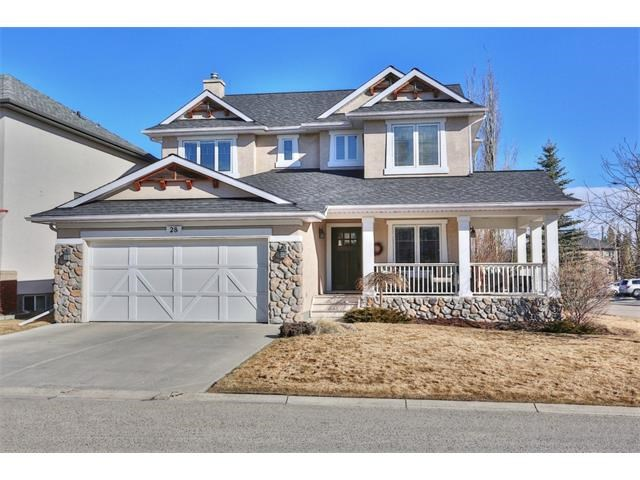 Main Photo: 28 DISCOVERY RIDGE Cove SW in Calgary: Discovery Ridge House for sale : MLS® # C4001151