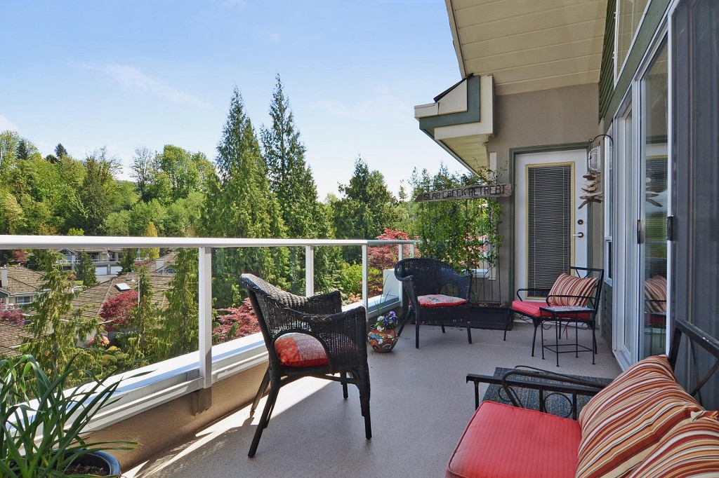 "Photo 12: 147 4001 OLD CLAYBURN Road in Abbotsford: Abbotsford East Townhouse for sale in ""CEDAR SPRINGS"" : MLS(r) # F1439448"