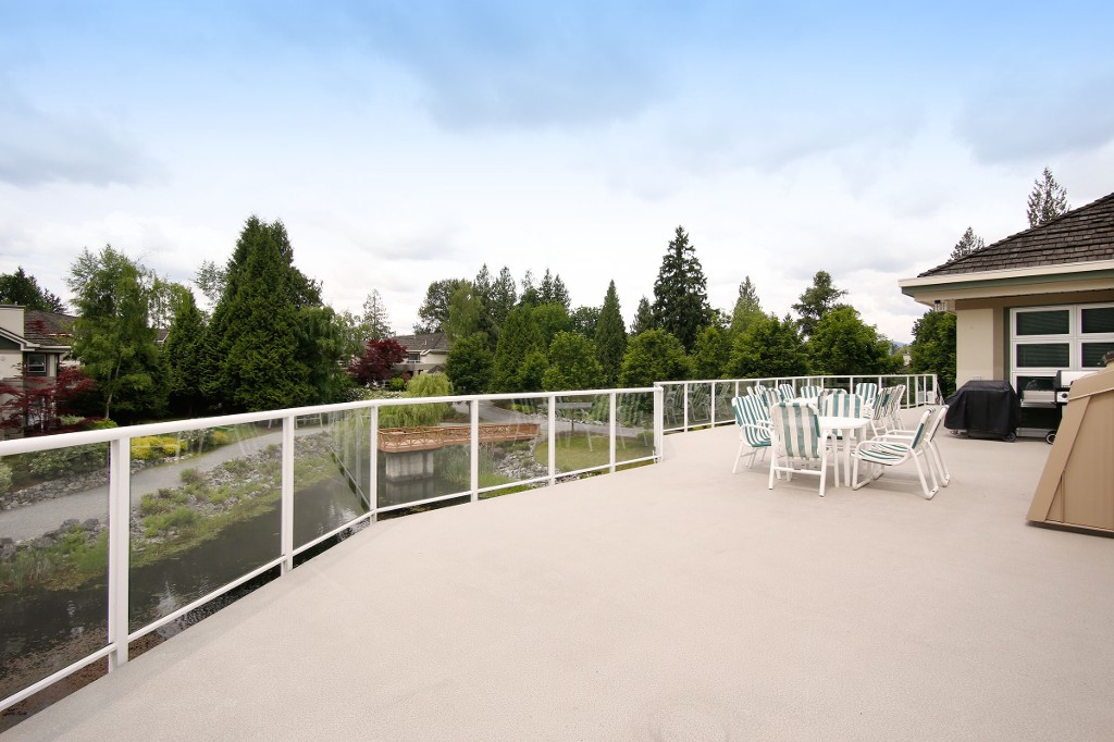 "Photo 17: 147 4001 OLD CLAYBURN Road in Abbotsford: Abbotsford East Townhouse for sale in ""CEDAR SPRINGS"" : MLS(r) # F1439448"