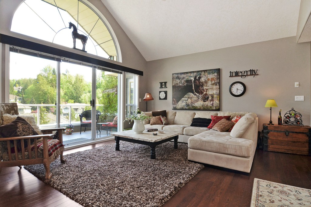 "Photo 3: 147 4001 OLD CLAYBURN Road in Abbotsford: Abbotsford East Townhouse for sale in ""CEDAR SPRINGS"" : MLS(r) # F1439448"