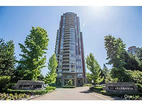 "Main Photo: 1005 6838 STATION HILL Drive in Burnaby: South Slope Condo for sale in ""THE BELGRAVIA"" (Burnaby South)  : MLS® # R2006299"