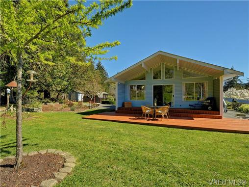 Main Photo: 1050 Parkheights Drive in SOOKE: Sk East Sooke Single Family Detached for sale (Sooke)  : MLS® # 362842